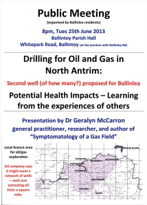 Public meeting re possible health impacts of exploratory drilling in Ballinlea and north coast (1) (1)